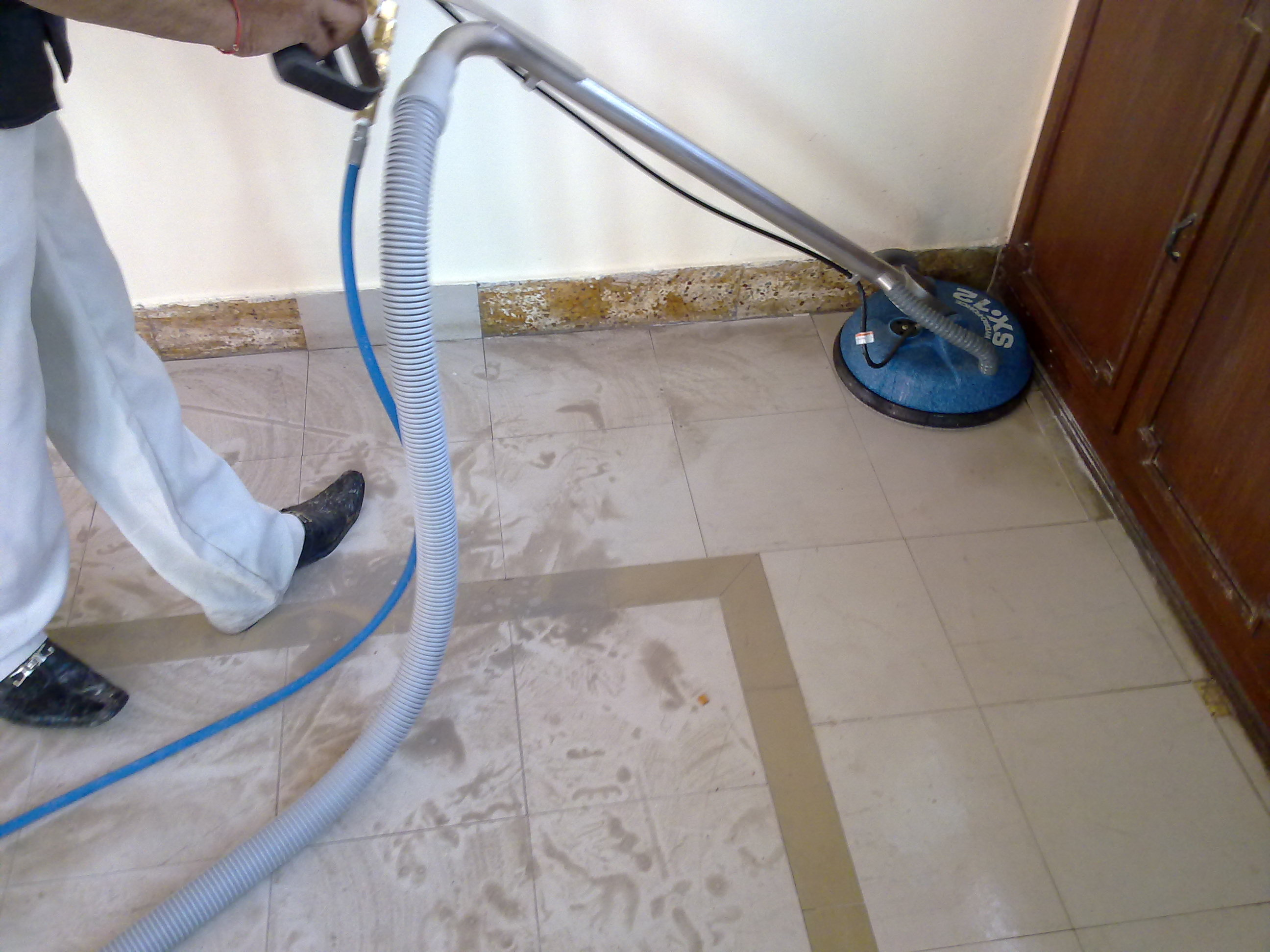 Tile Grout Cleaning Vs Marble Restore